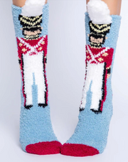Toy Soldier Fun Socks