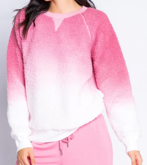 Escape Ombre Fleece