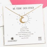We Found Each Other Necklace