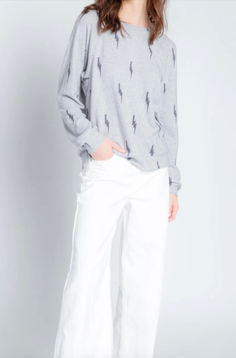 Stormy Monday Long Sleeve Top