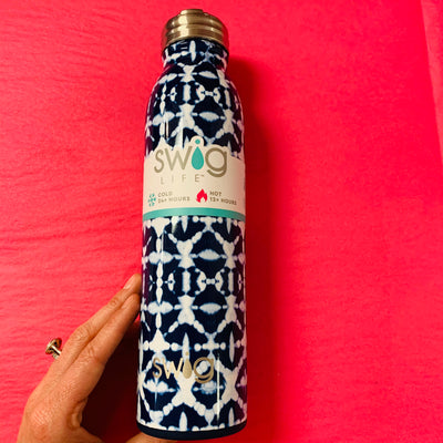 Water Bottle 20 oz (Indio Isles)