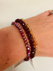 Sparkle Set of 3 (Berry/Orange)