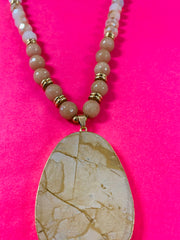 Bexley Stone Necklace