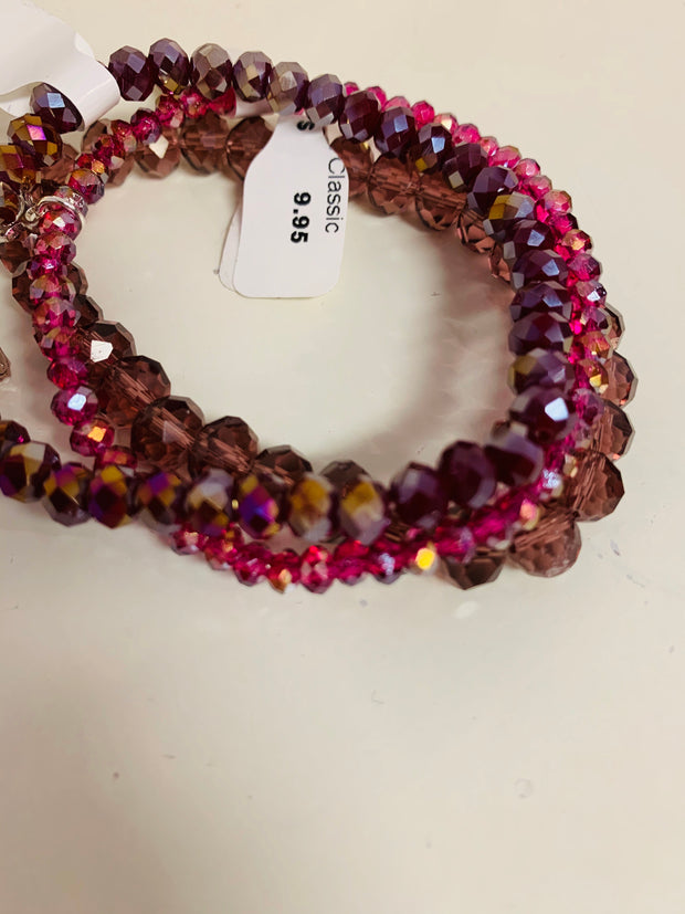 Sparkle Set of 3 (Purple/Pink)
