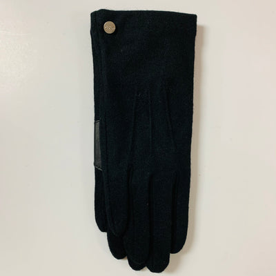 Water Repellent Classic Touch Glove (Black)