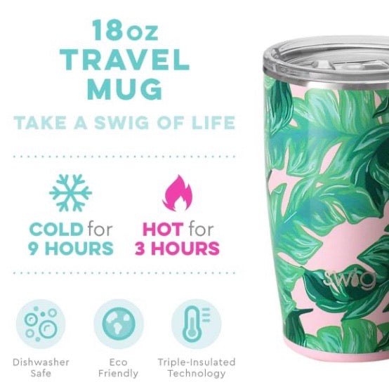 Swig 18oz Mug - Palm Springs