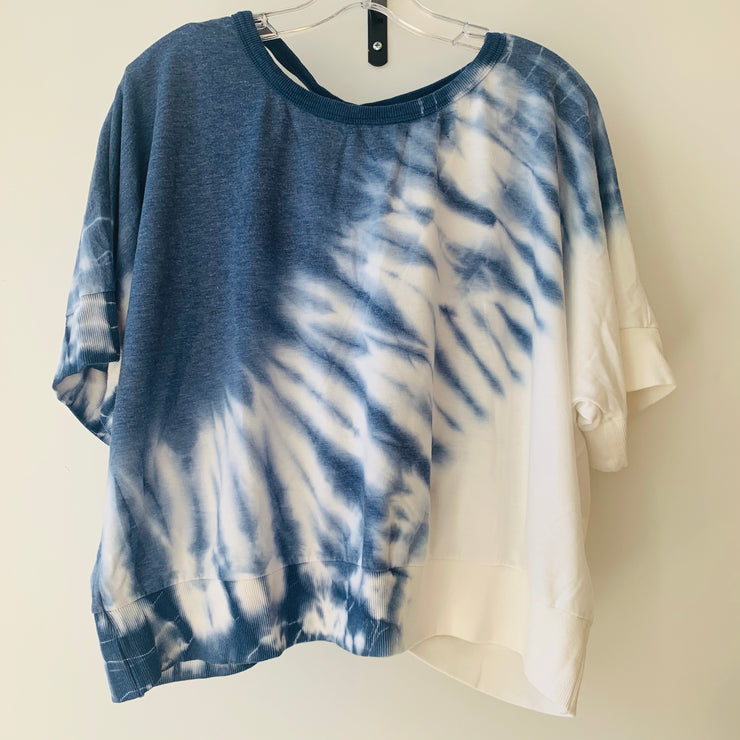Tie Dye Twist Top