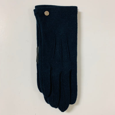 Water Repellent Classic Touch Glove (Navy)