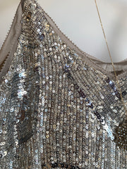 Sequin Diamond Dress