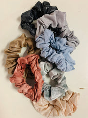 Assorted Scrunchies (3 pieces)