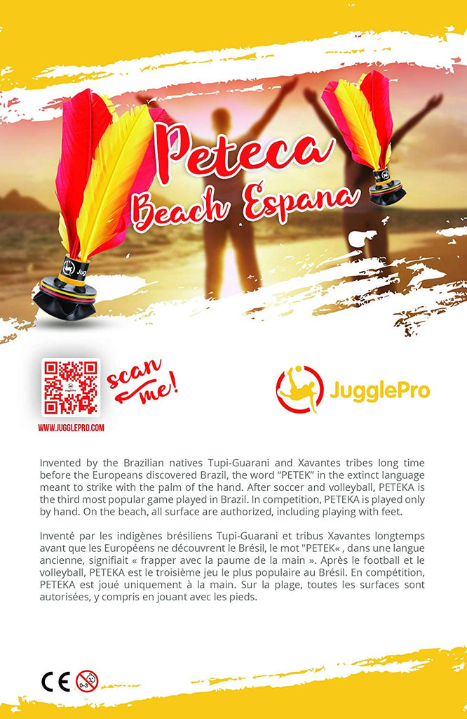Peteca Beach Espana - JugglePro