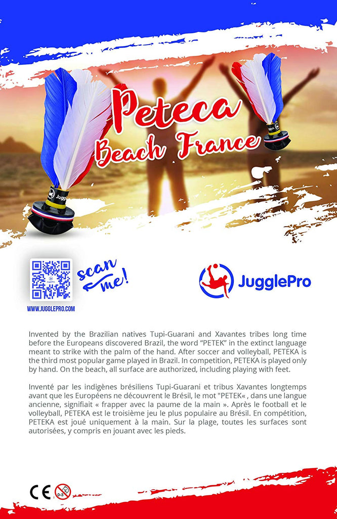 Peteca Beach France - JugglePro