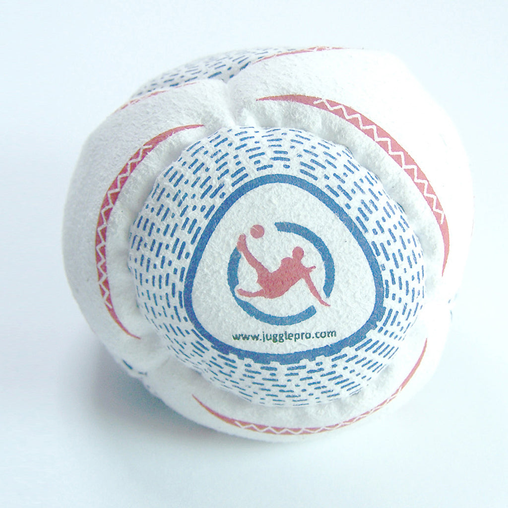 Footbag Freestyle Bleu Blanc Rouge