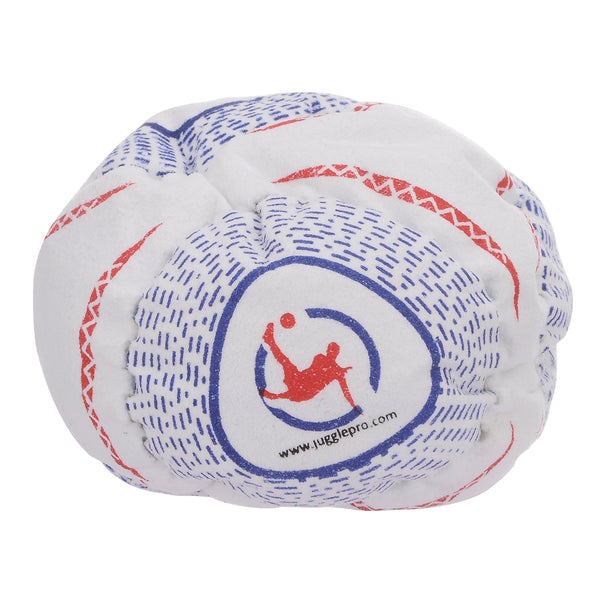 Footbag Freestyle Bleu Blanc Rouge - JugglePro