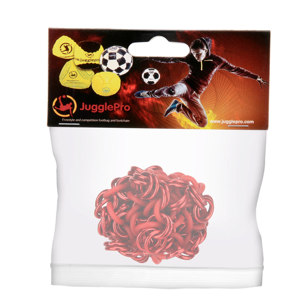 Footbag BLOOD Chainmail - JugglePro