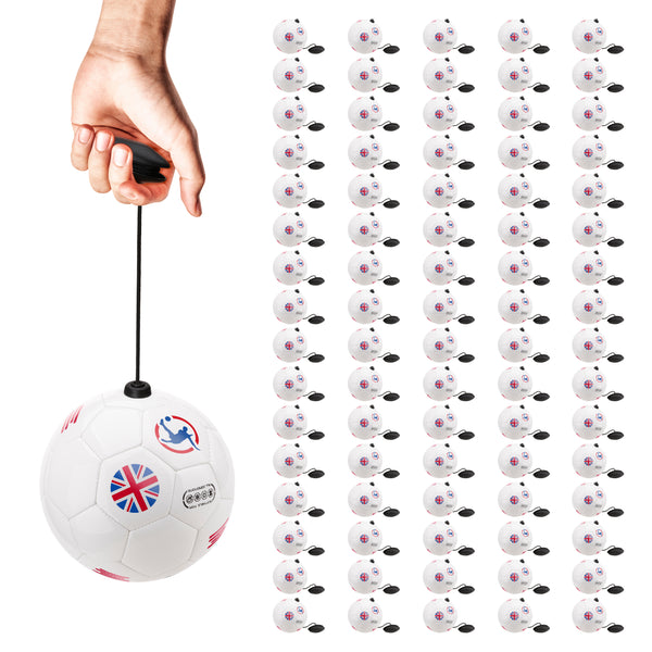 80 X Skillball United Kingdom - JugglePro