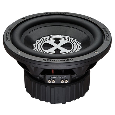 "PowerBass 2XL-1004D 10"" Dual 4 Ohm Subwoofer (single)"