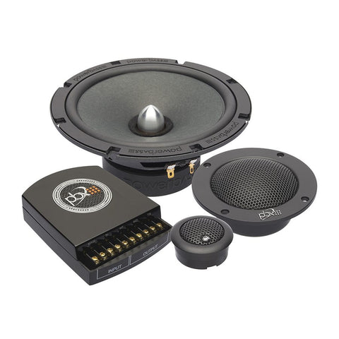 "PowerBass 2XL-63.3C 6.5"" 3-Way Component System"