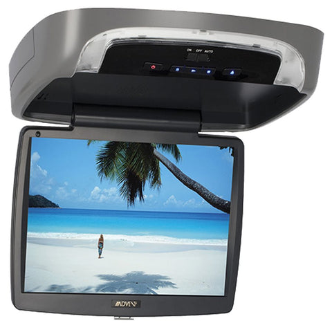 "Advent ADVDLX10A 10.1"" HD Digital Monitor with Built-In DVD Player"