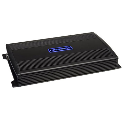 PowerBass ASA3-1500.1D 1 Channel 1,500W 1 Ohm Class D Amplifier