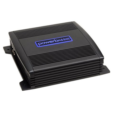PowerBass ASA3-200.2 2 Channel 100W 2 Ohm Class A / B Amplifier