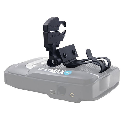 BlendMount BMX-2025 Escort Max Specialty Radar Detector Mount Audi