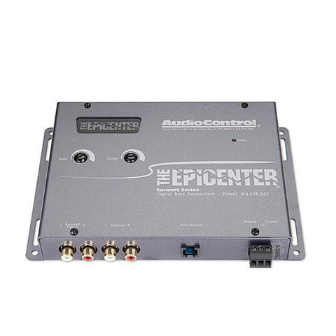 AudioControl EPICENTER Bass Restoration Processor (black)
