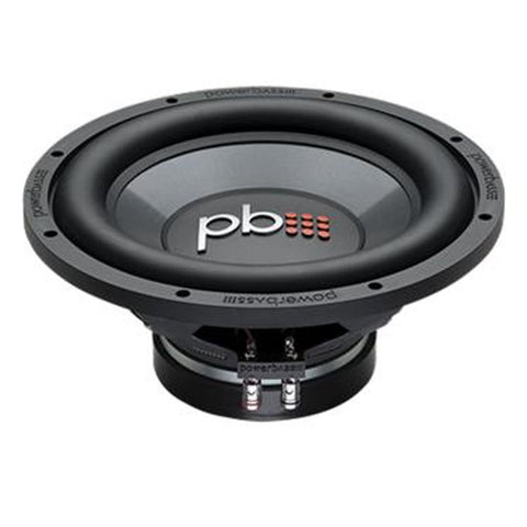 "PowerBass L-1204D 12"" L-Series Subwoofer (single)"
