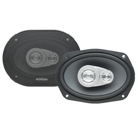 "PowerBass L-2693 6""x9"" Speakers (pair)"