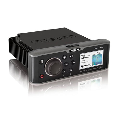 Fusion MS-AV755 Marine DVD / CD Receiver with Bluetooth