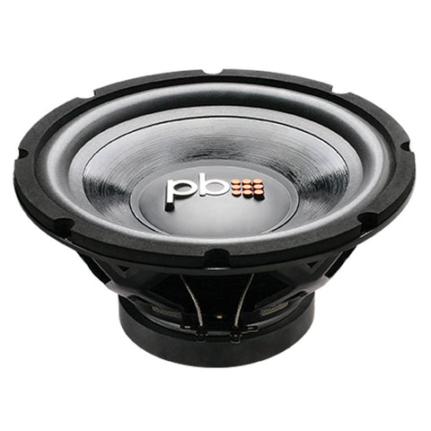 "PowerBass P-S10 10"" 4 Ohm Subwoofer (single)"
