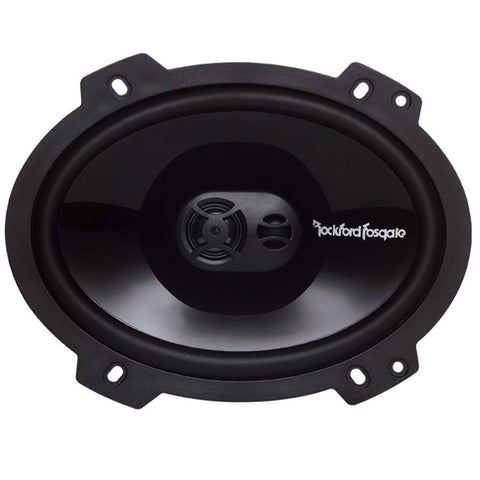"Rockford Fosgate P1683 Punch P1 6""x8"" 3-Way Full-Range Speakers (pair)"