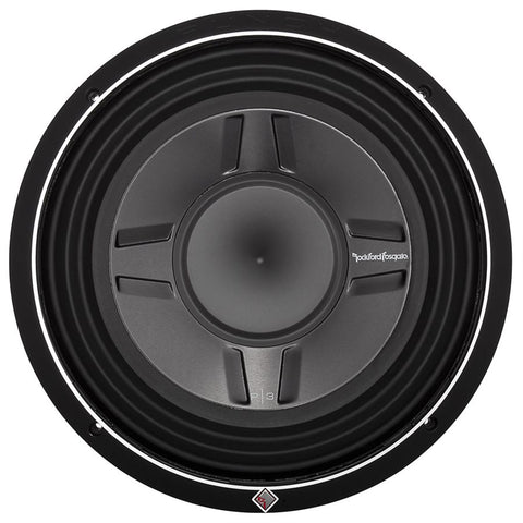 "Rockford Fosgate P3SD2-12 Punch P3S 12"" 2 Ohm DVC Shallow Subwoofer (single)"