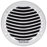 "Rockford Fosgate PM212S4X Marine PM Series 12"" Subwoofer Luxury (wht, single)"