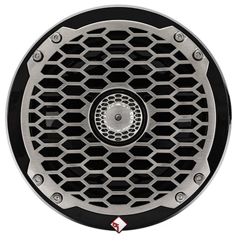 "Rockford Fosgate PM2652B Marine P2 Series 6.5"" Coax Speakers (black, pair)"