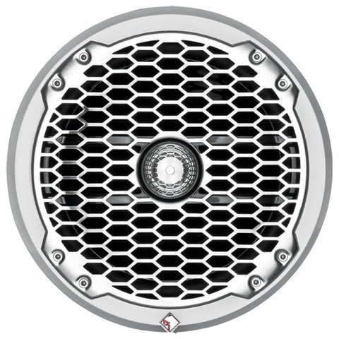 "Rockford Fosgate PM282 Marine Punch 8"" Full-Range Speakers (white)"