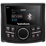 "Rockford Fosgate PMX-1R Marine Full Function Wired Remote with 2.7"" Display"