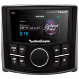 Rockford Fosgate PMX-2 Marine Compact AM / FM / WB Digital Media Receiver