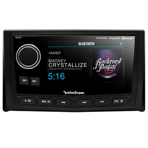 "Rockford Fosgate PMX-8DH Marine Wired 5"" TFT Display Head for PMX-8BB"