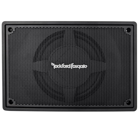"Rockford Fosgate PS-8 Punch Single 8"" Powered Loaded Enclosure"