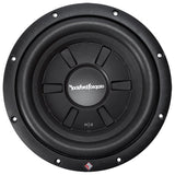 "Rockford Fosgate R2SD2-10 Prime R2 10"" 2 Ohm DVC Shallow Subwoofer (single)"