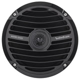 "Rockford Fosgate RM0652B Marine Prime RO 6.5"" 2-Way Speakers (black, pair)"
