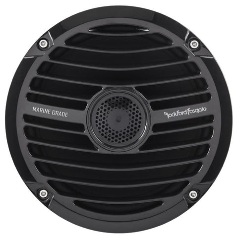 "Rockford Fosgate RM1652B Marine Prime R1 6.5"" 2-Way Speakers (black, pair)"