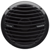 "Rockford Fosgate RM18D4B Marine 8"" Dual 4 Ohm Subwoofer (black, single)"