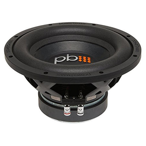 "PowerBass S-1004 10"" 4 Ohm SVC Subwoofer (single)"