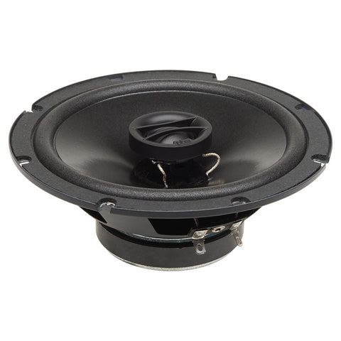 "PowerBass S-6502 6.5"" 4 Ohm Coaxial Speakers (pair)"