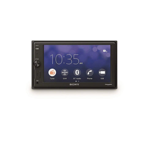Sony XAVV10BT Double Din Radio