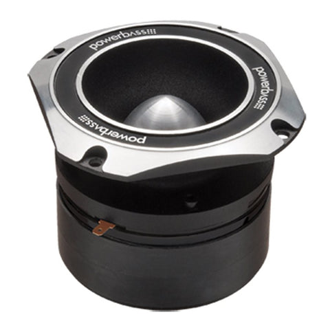 "PowerBass XPRO-4H 4"" Horn Cast Aluminum Tweeter (single)"