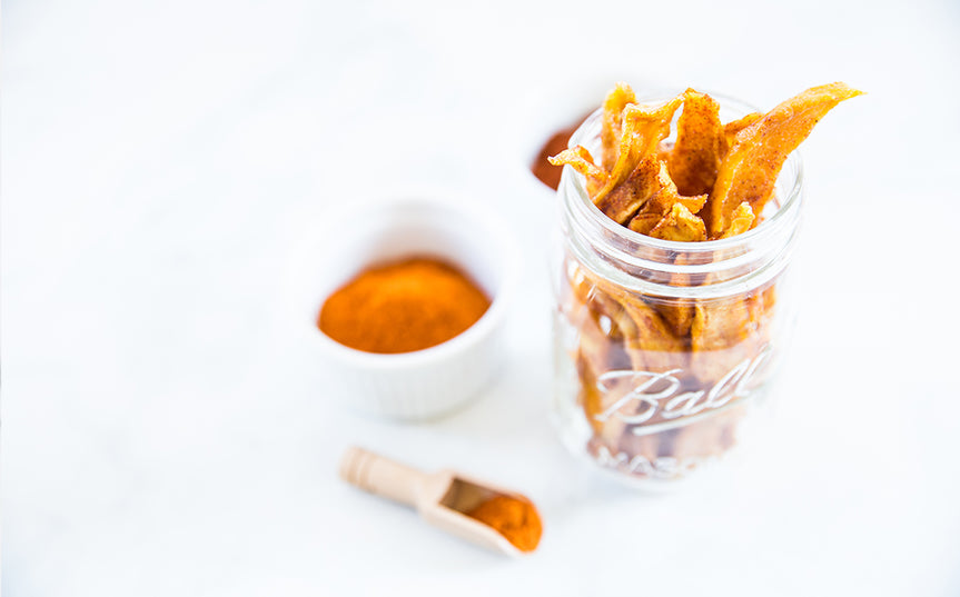 Dried Chili Mango Snack