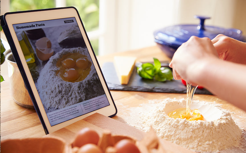 Tips for Navigating Online Recipes